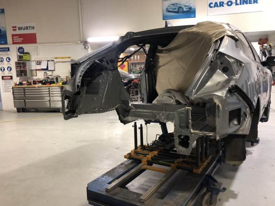 Chassis Alignment Service in Auckland